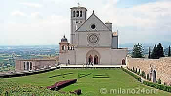 Basilika San Francesco in Assisi